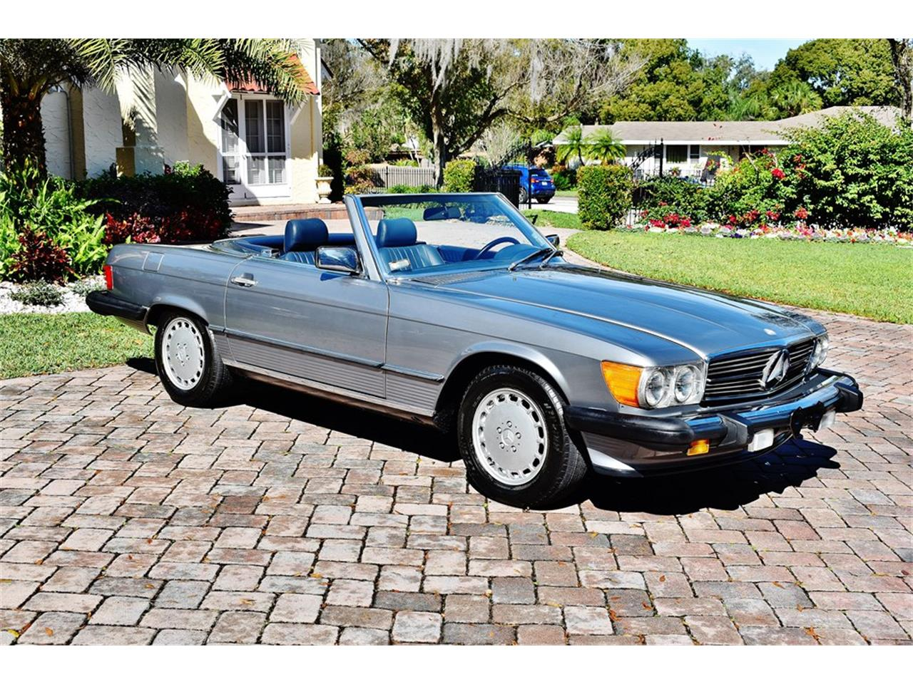 1987 Mercedes-Benz 560 for sale in Lakeland, FL ...