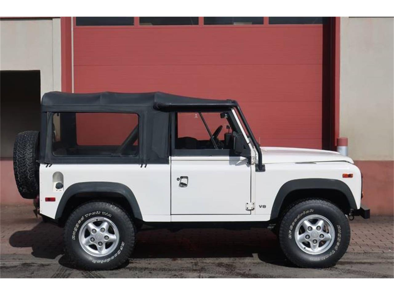 1995 Land Rover Defender for sale in Hailey, ID – photo 6