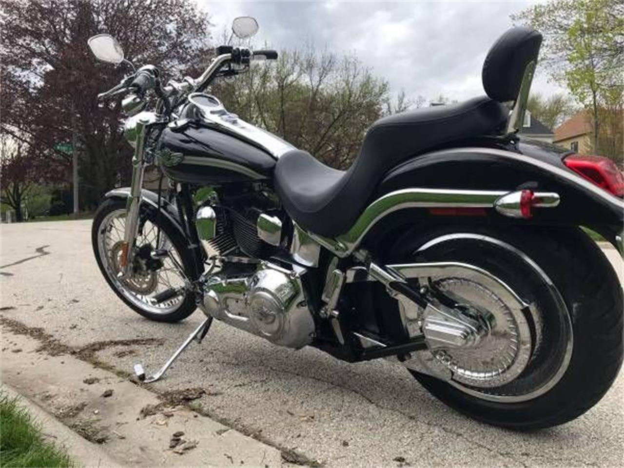 2003 Harley-Davidson Softail for sale in Cadillac, MI – photo 10