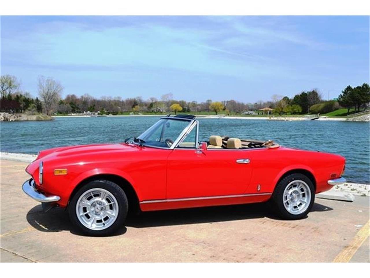 1977 Fiat 124 for sale in Barrington, IL – photo 33