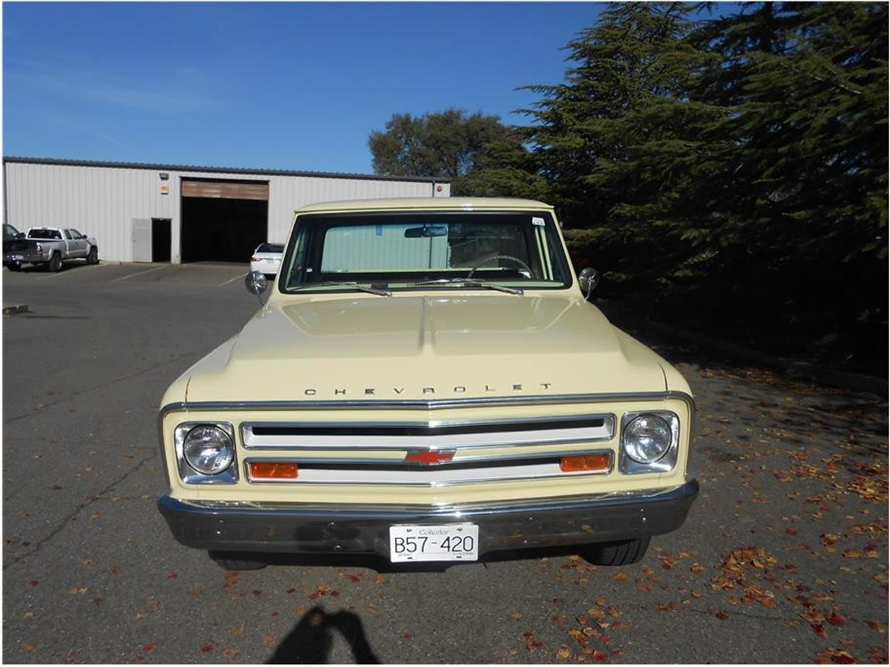 1968 Chevrolet C/K 10 for sale in Roseville, CA – photo 3