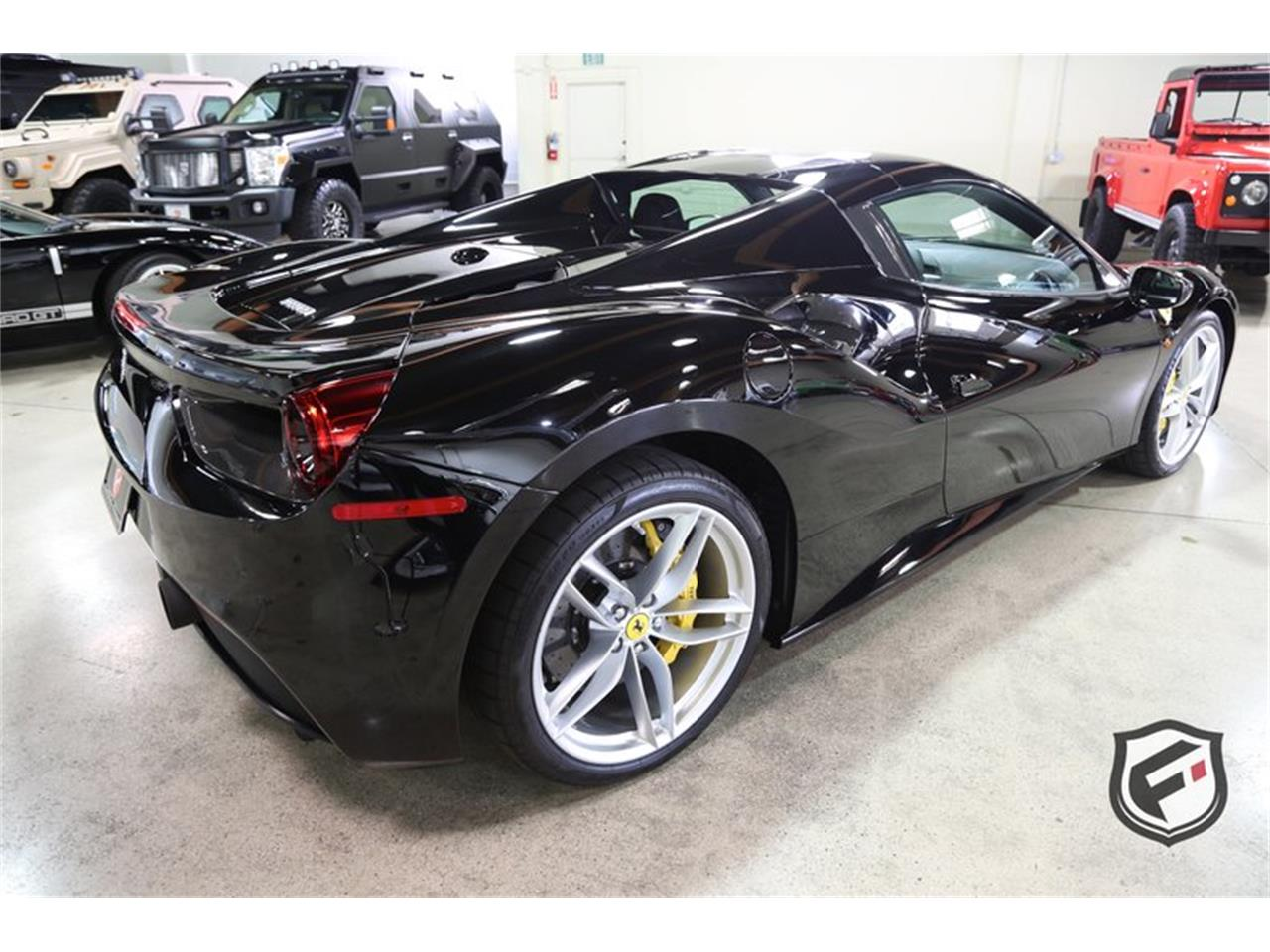 2017 Ferrari 488 for sale in Chatsworth, CA – photo 6