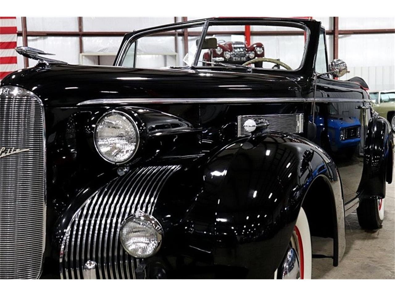 1939 LaSalle Coupe for sale in Kentwood, MI – photo 39