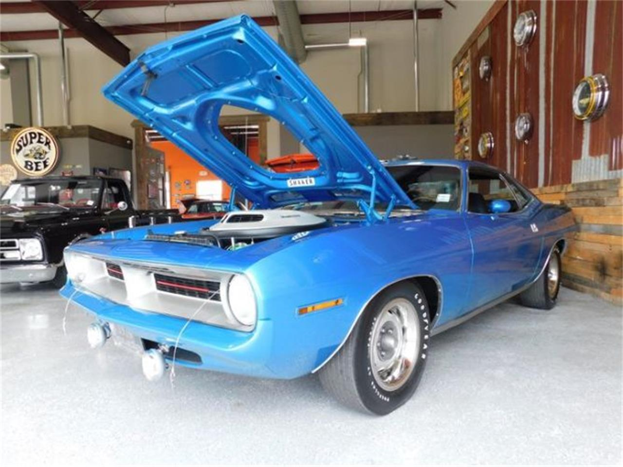 1970 Plymouth Barracuda for sale in Cadillac, MI – photo 5