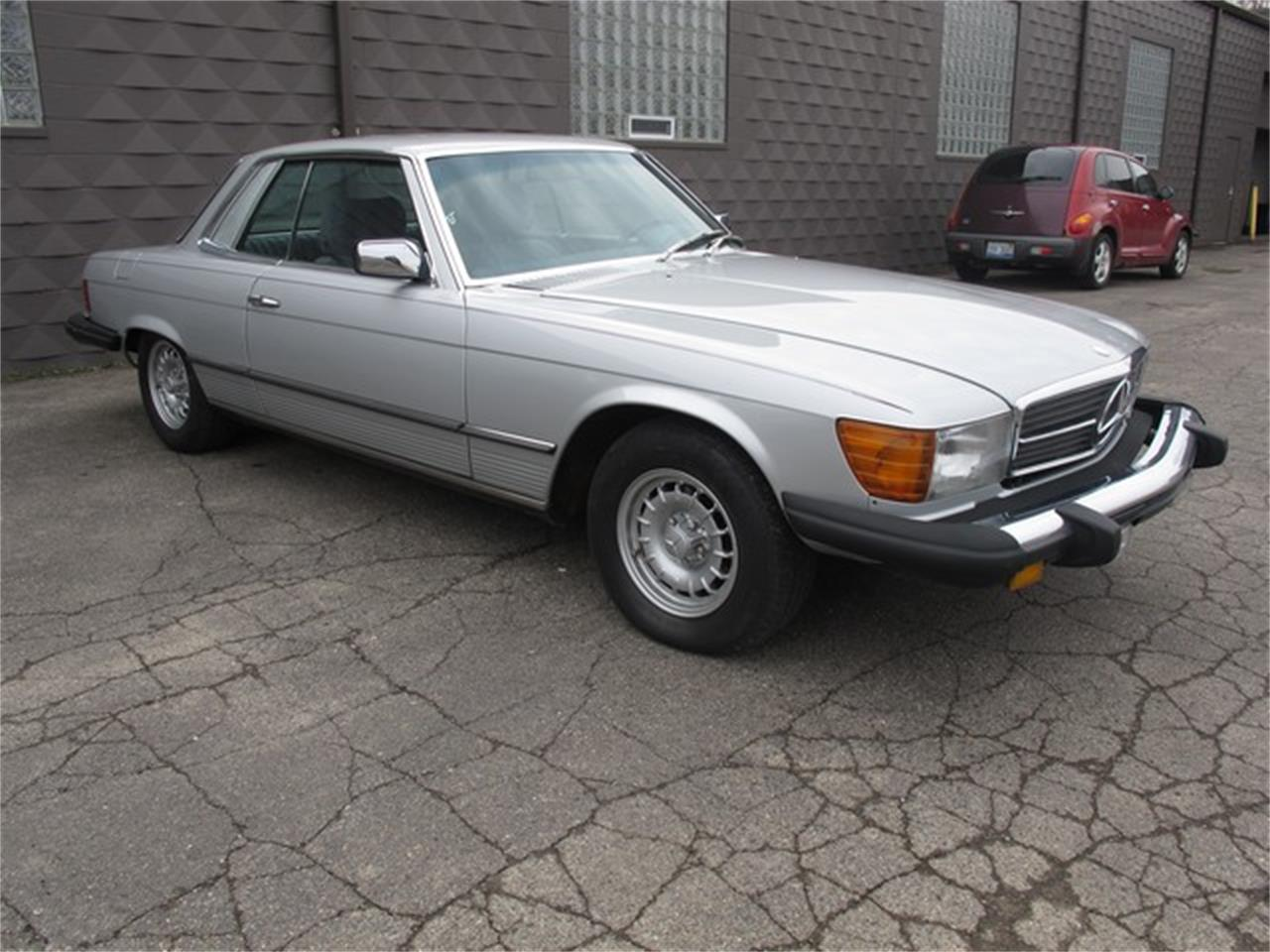 1977 Mercedes-Benz 450SLC for sale in Troy, MI – photo 6