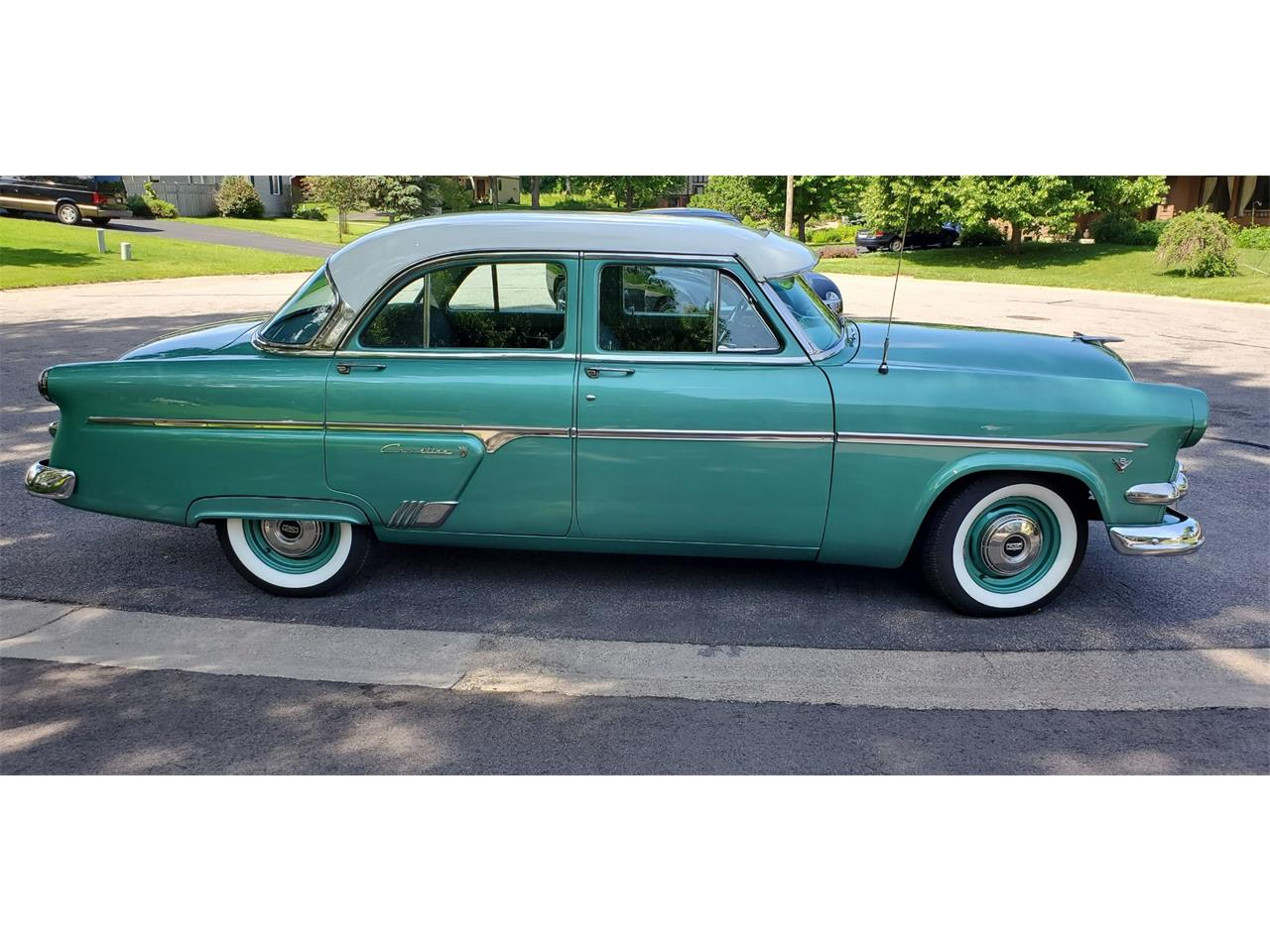 1954 Ford Crestliner for sale in Annandale, MN