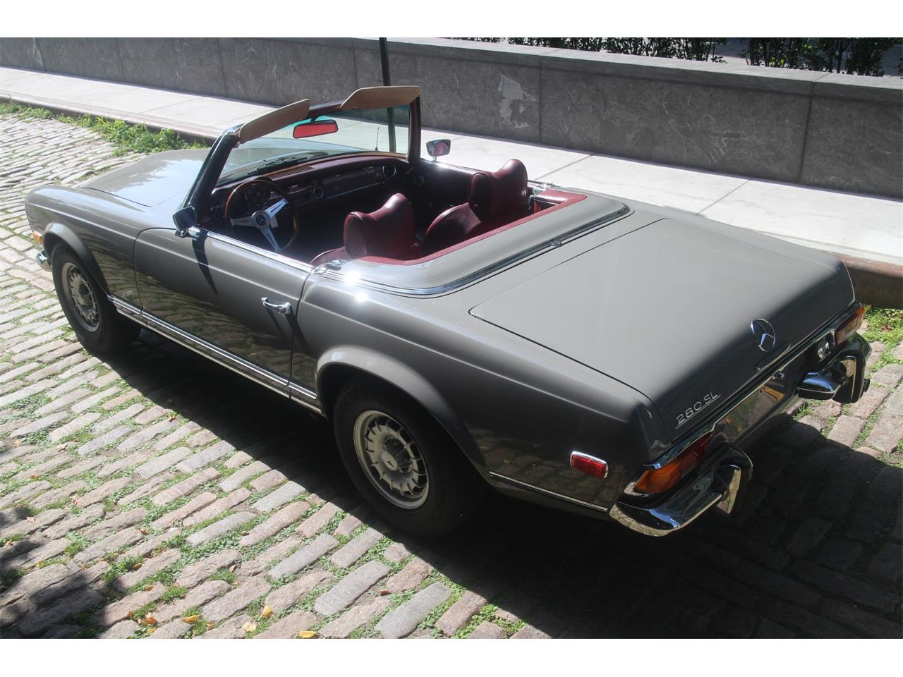1971 Mercedes-Benz 280SL for sale in NEW YORK, NY – photo 6
