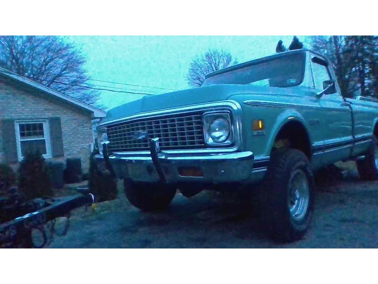 1971 Chevrolet 1/2 Ton Pickup for sale in Red Lion, PA