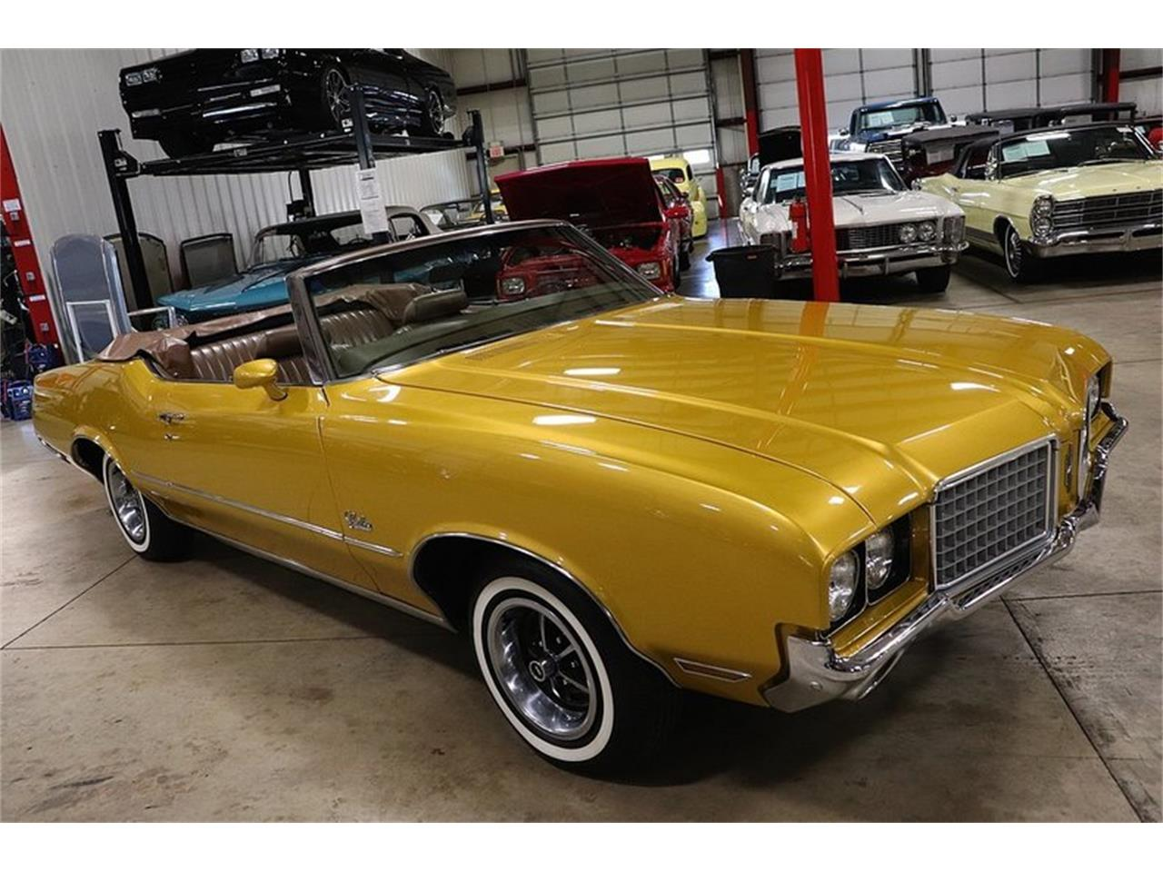 1972 Oldsmobile Cutlass for sale in Kentwood, MI – photo 96
