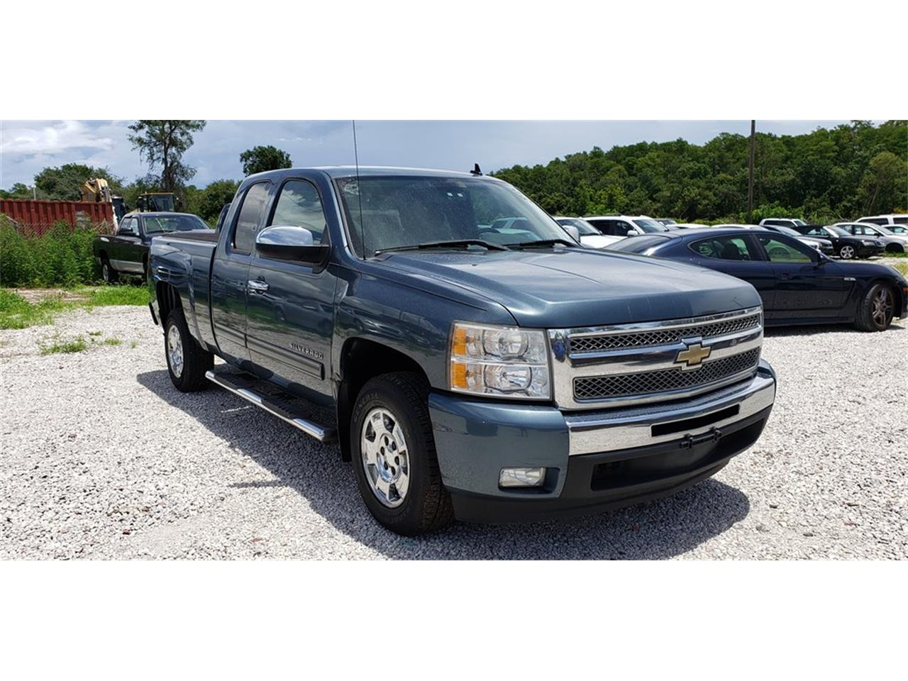 2011 Chevrolet Silverado for sale in Orlando, FL – photo 2