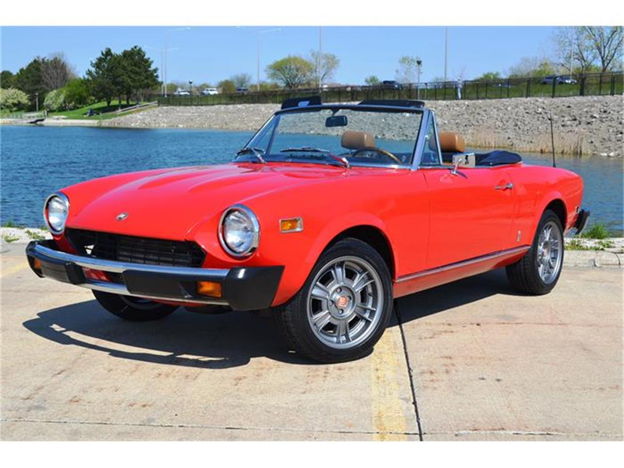 1977 Fiat 124 for sale in Barrington, IL – photo 18