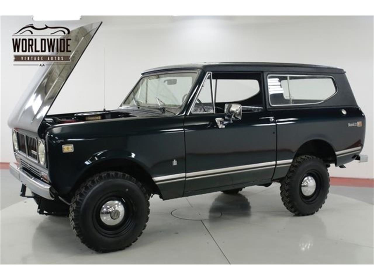 1973 International Scout for sale in Denver , CO – photo 50