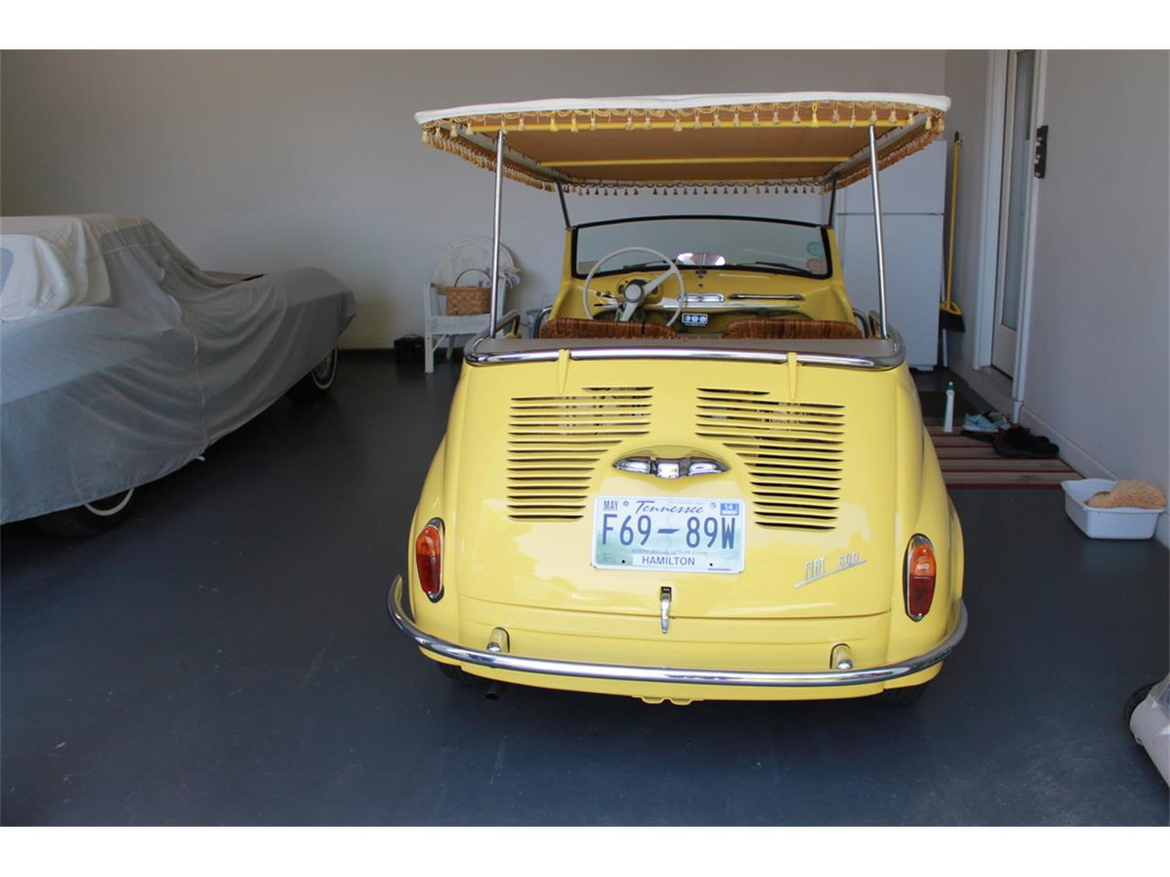 1960 Fiat 600 for sale in Chattanooga, TN – photo 7