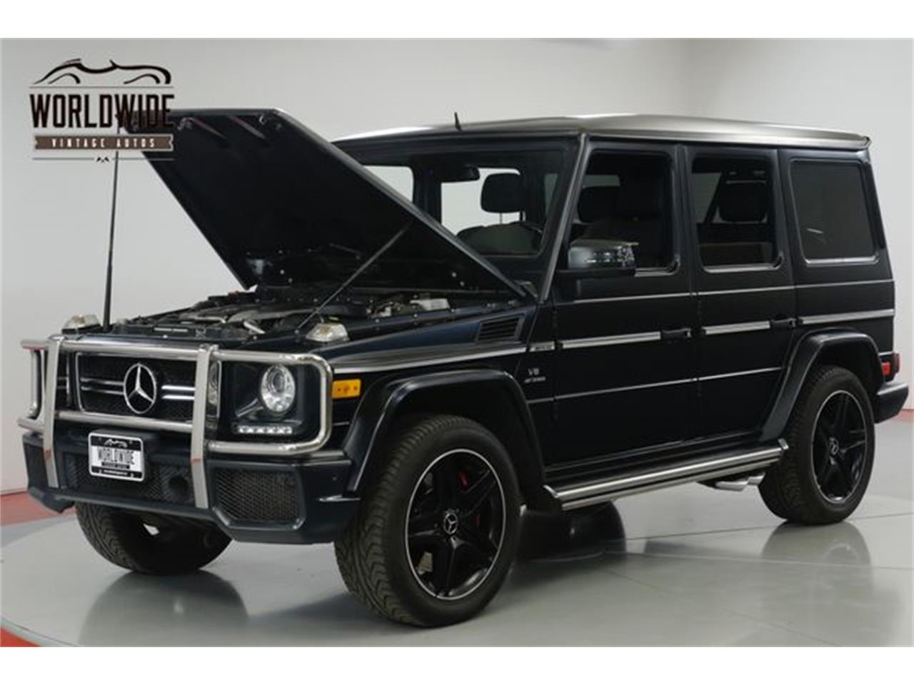 2014 Mercedes-Benz G63 for sale in Denver , CO – photo 65