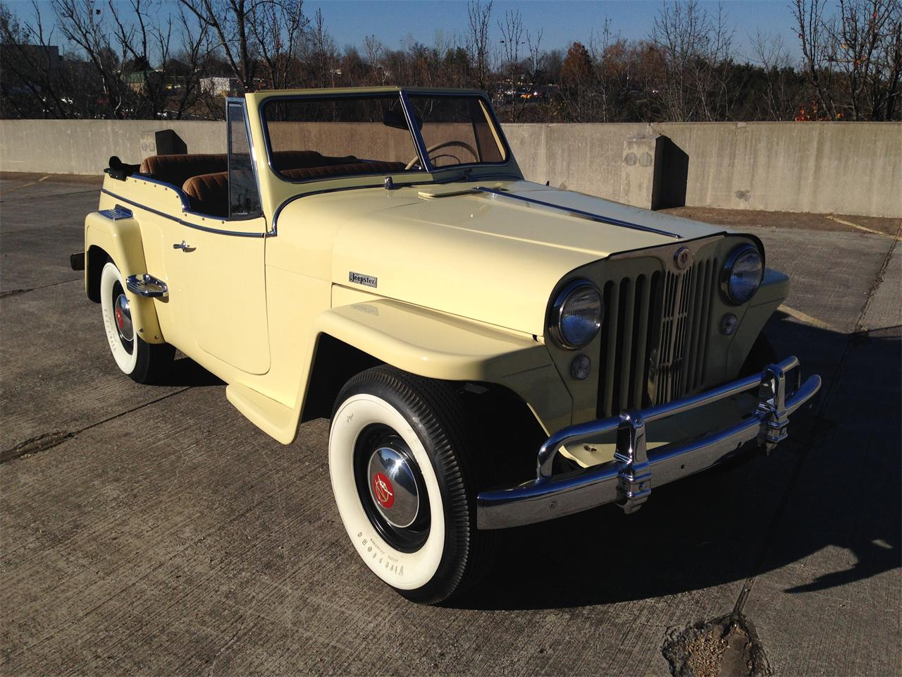 1949 Willys-Overland Jeepster for sale in Branson, MO – photo 7