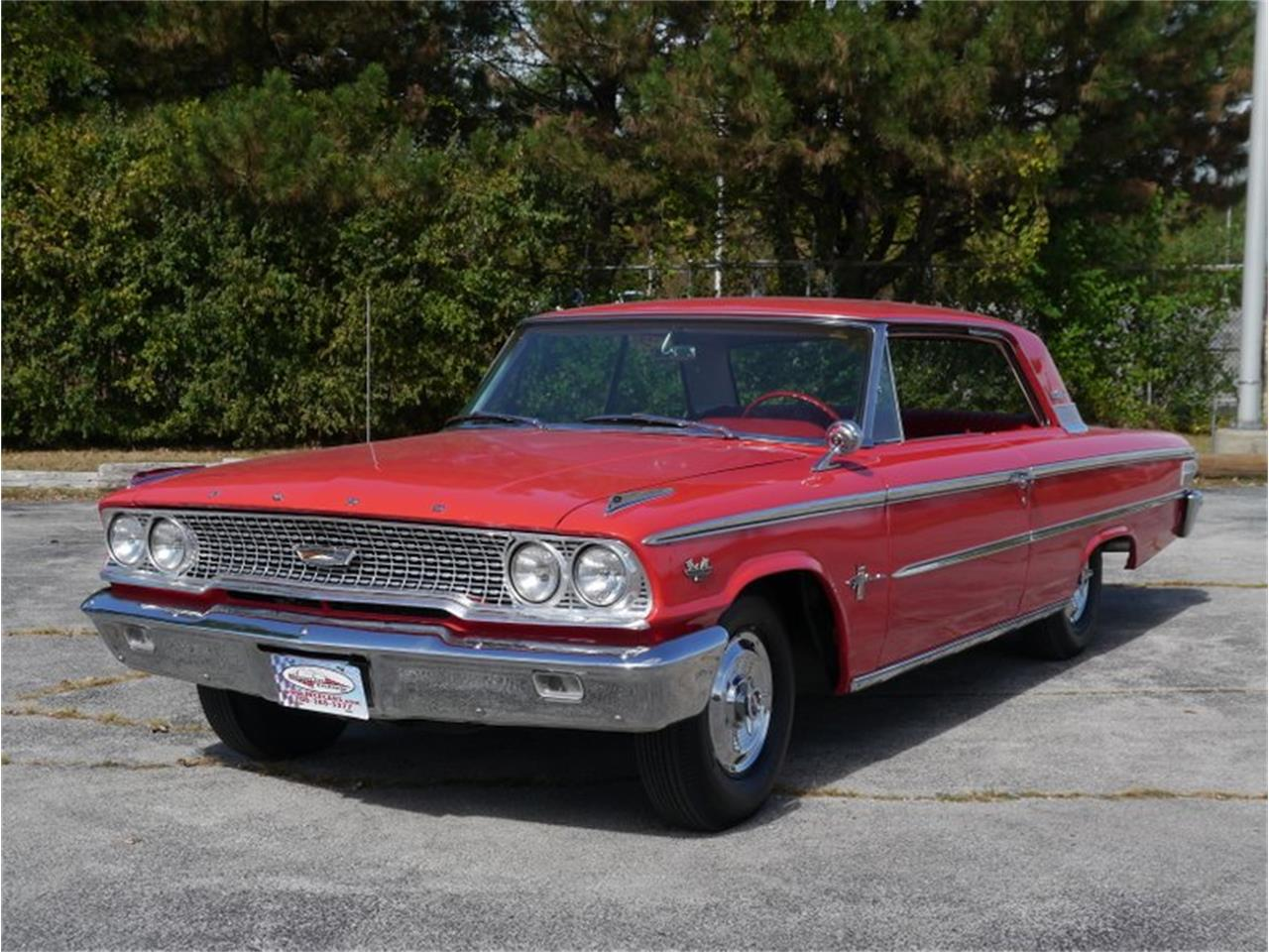 1963 Ford Galaxie 500 for sale in Alsip, IL – photo 40
