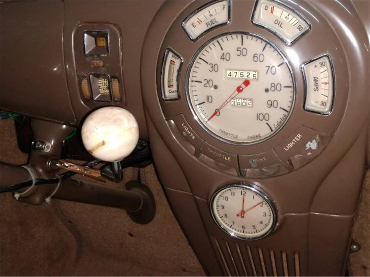 1938 Lincoln Zephyr for sale in Cadillac, MI – photo 14