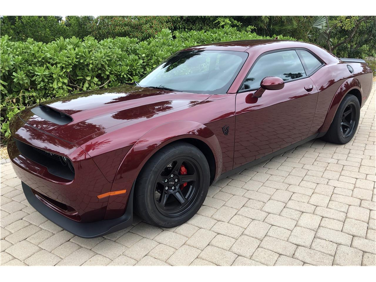 2018 Dodge Challenger Srt Demon For Sale In West Palm Beach Fl Classiccarsbay Com