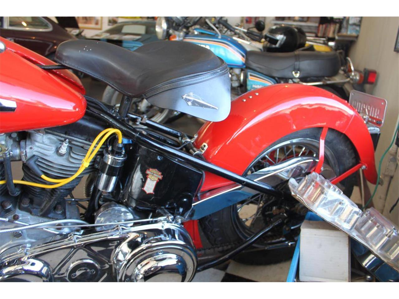 1950 Harley-Davidson Motorcycle for sale in Carnation, WA – photo 8