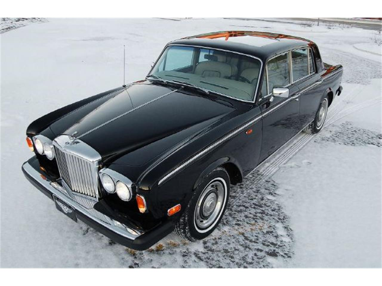 1973 Rolls-Royce Silver Shadow for sale in Carey, IL – photo 15