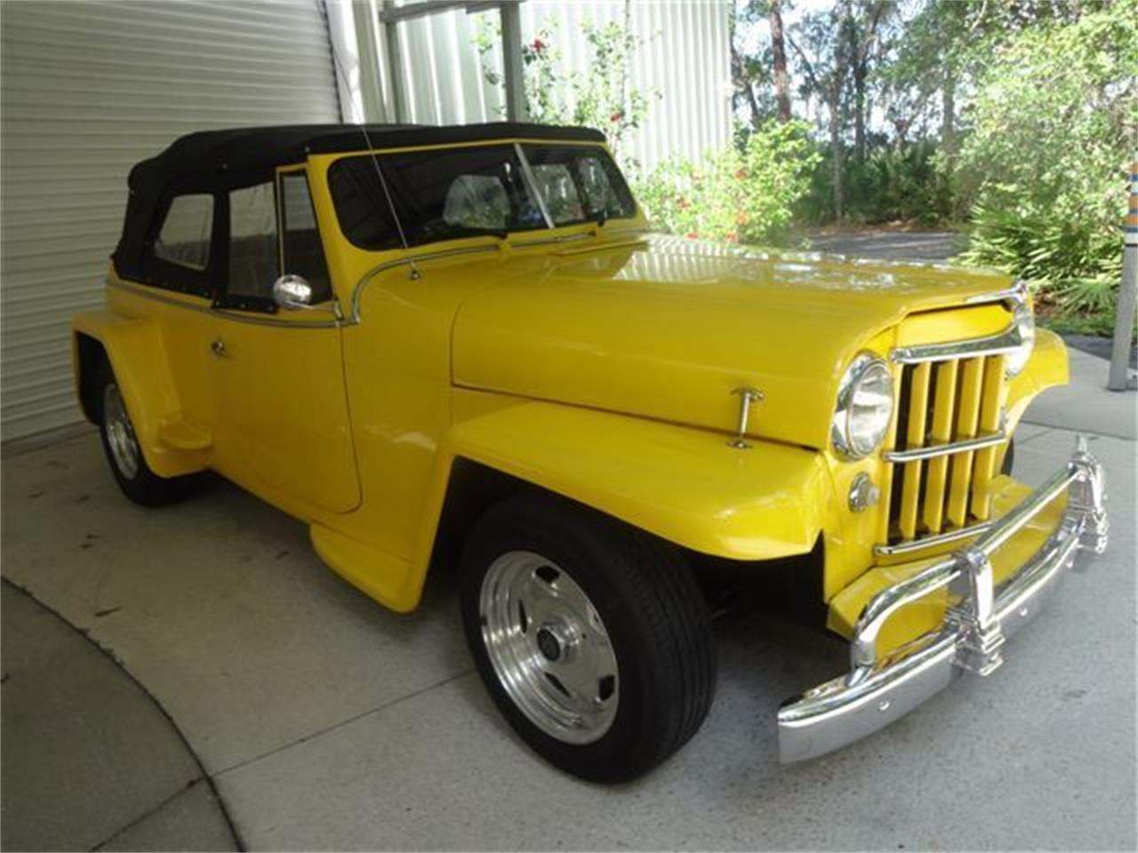 1948 Willys-Overland Jeepster for sale in Cadillac, MI – photo 21