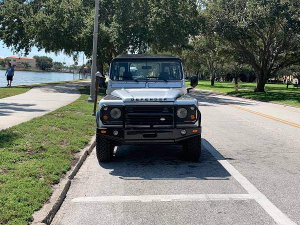 1990 Land Rover Defender 90 for sale in SAINT PETERSBURG, FL – photo 3