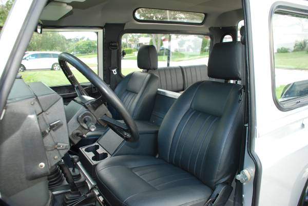 1990 Land Rover Defender 90 for sale in SAINT PETERSBURG, FL – photo 14