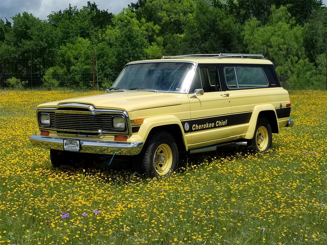 1979 Jeep Cherokee Chief for sale in Kerrville, TX – photo 3