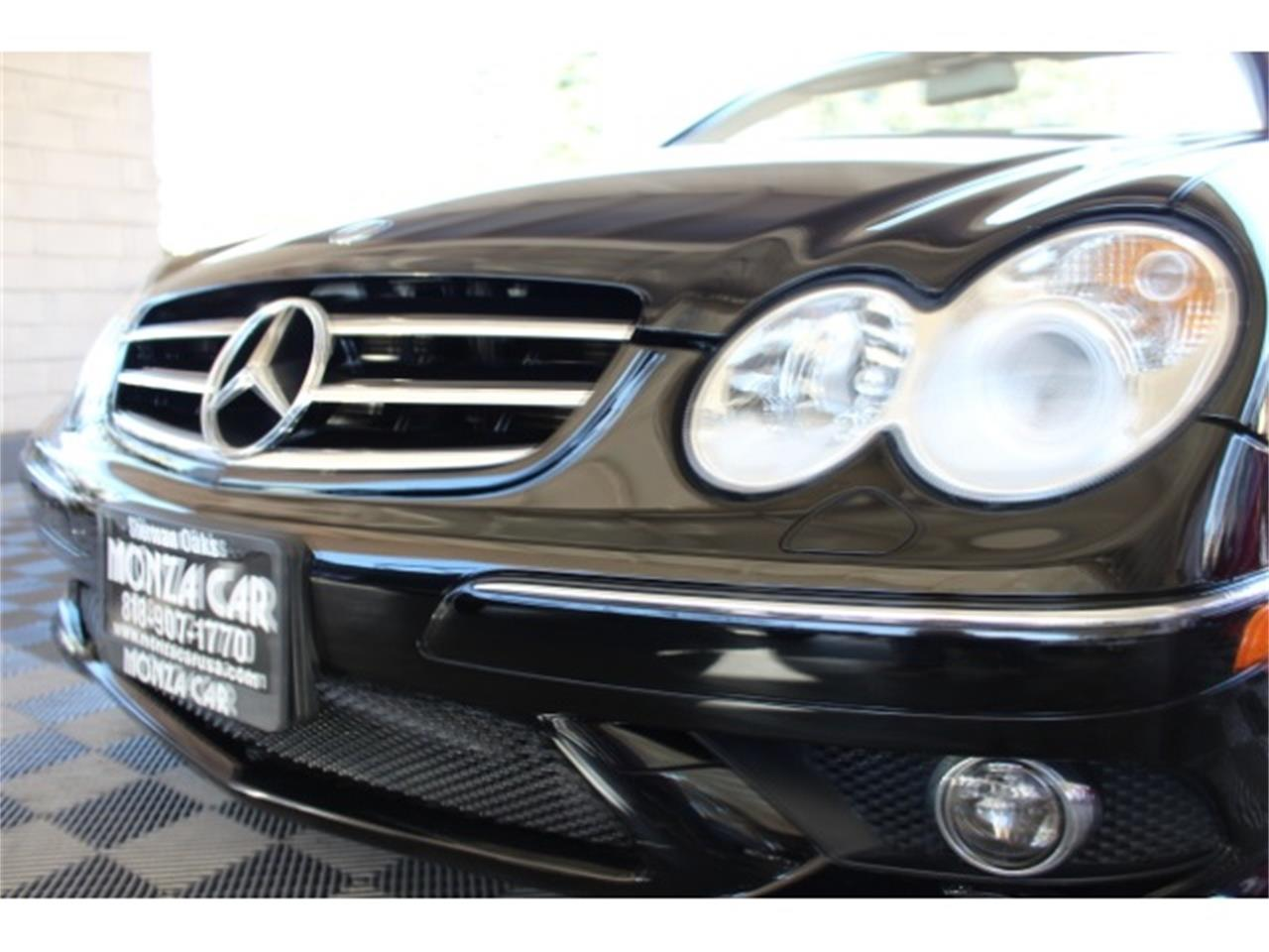2007 Mercedes-Benz CLK-Class for sale in Sherman Oaks, CA – photo 10