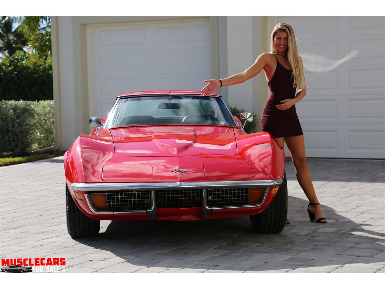 1972 Chevrolet Corvette for sale in Fort Myers, FL