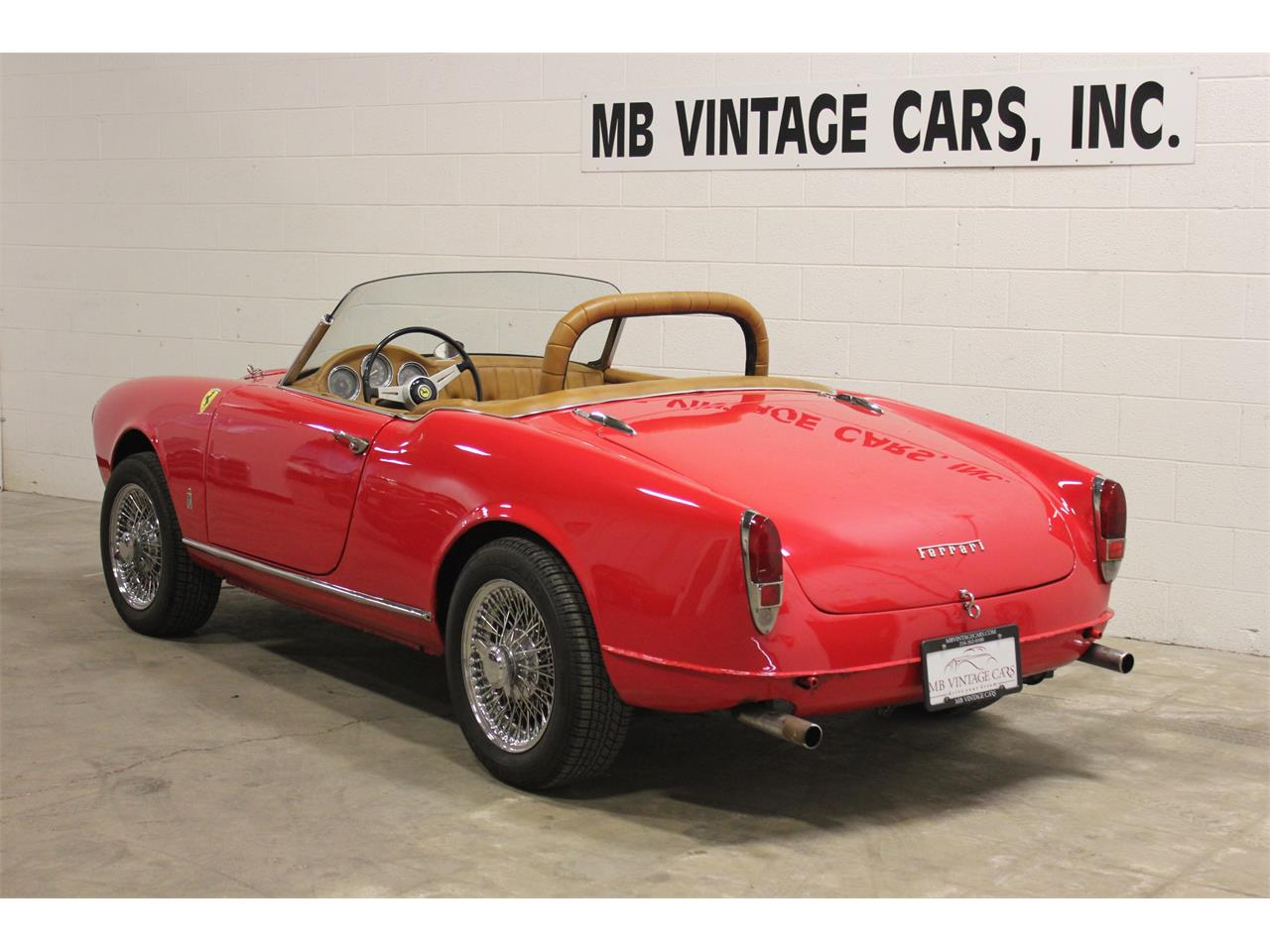 1966 Alfa Romeo Giulietta Spider for sale in Cleveland, OH – photo 4