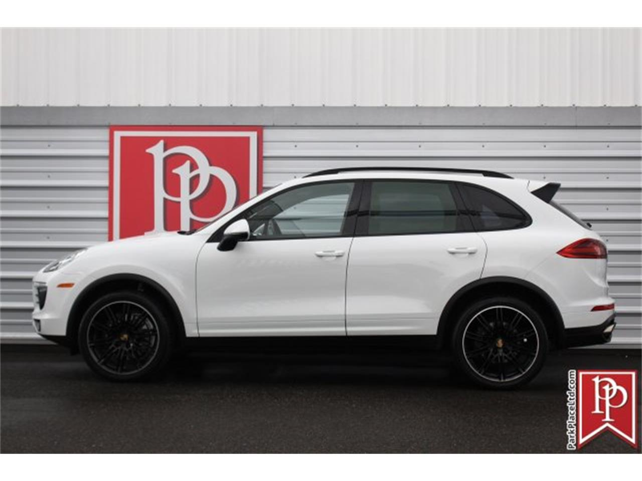 2015 Porsche Cayenne for sale in Bellevue, WA – photo 4