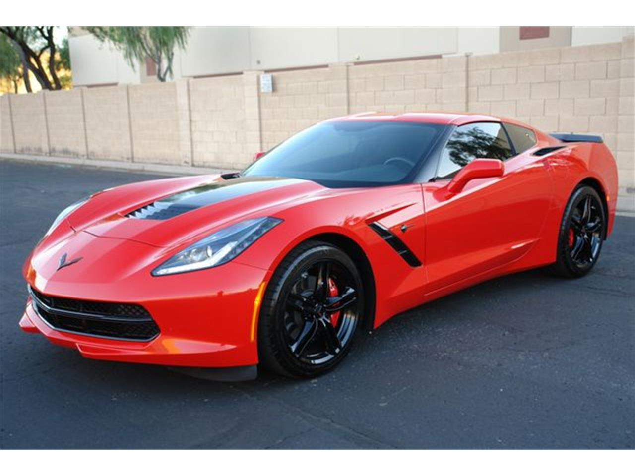 2017 Chevrolet Corvette for sale in Phoenix, AZ – photo 12