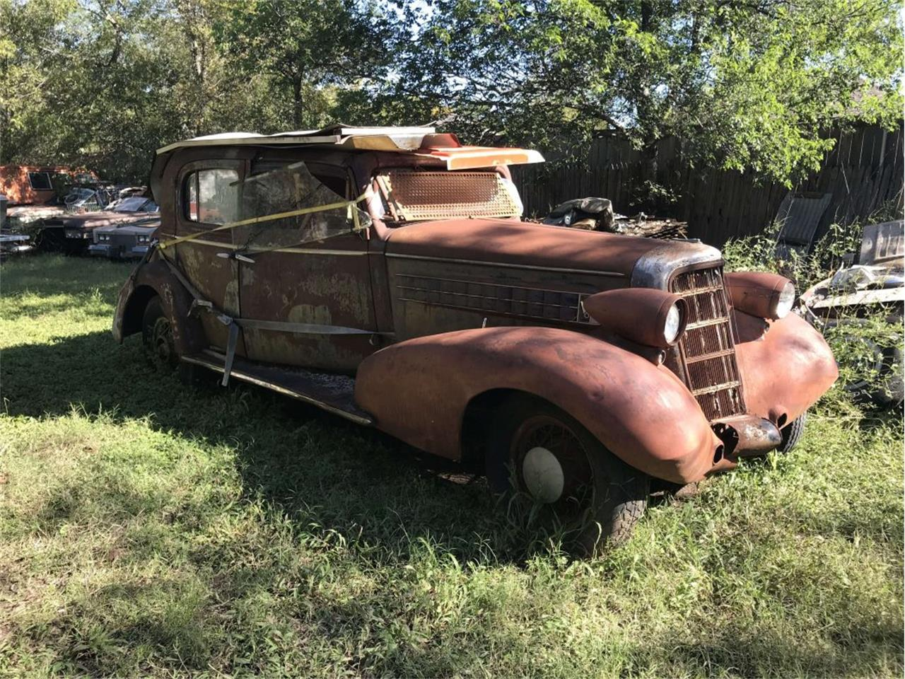 1946 LaSalle 52 for sale in Midlothian, TX – photo 9