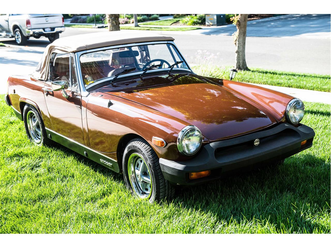 1978 MG Midget for sale in EXETER, CA