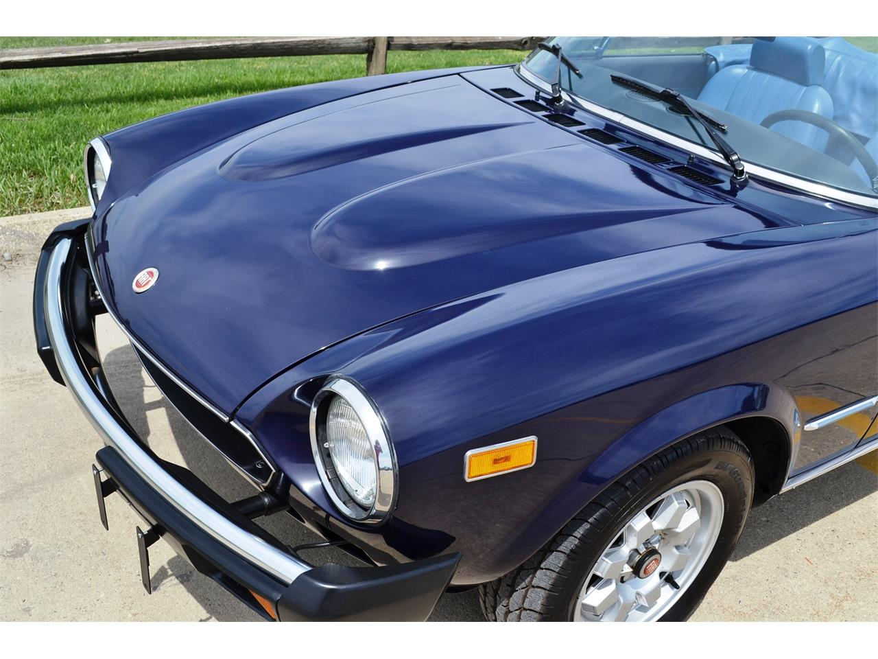 1981 Fiat Spider for sale in Barrington, IL – photo 21