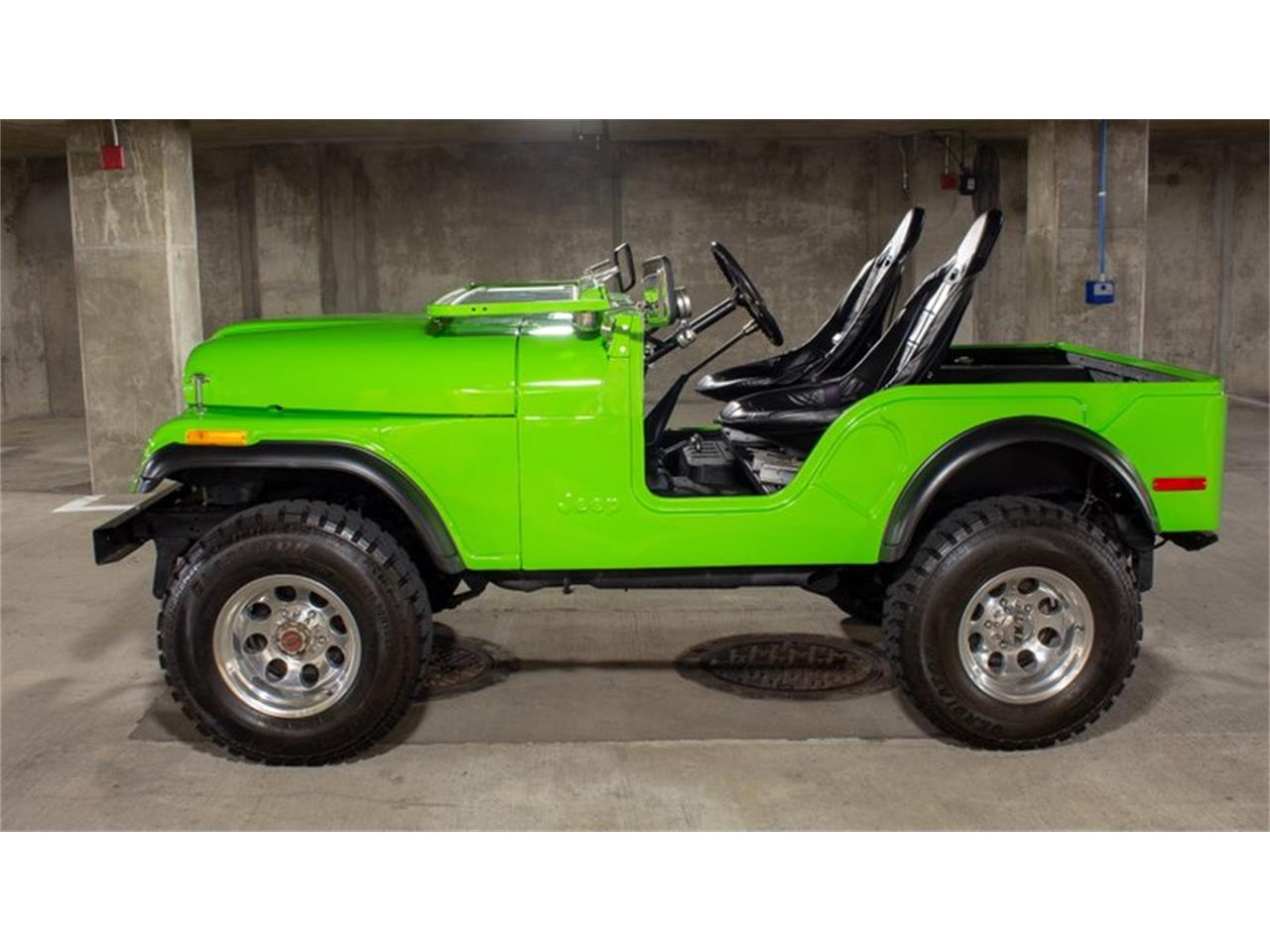 1974 Jeep Cj5 For Sale In Rockville Md Classiccarsbay Com