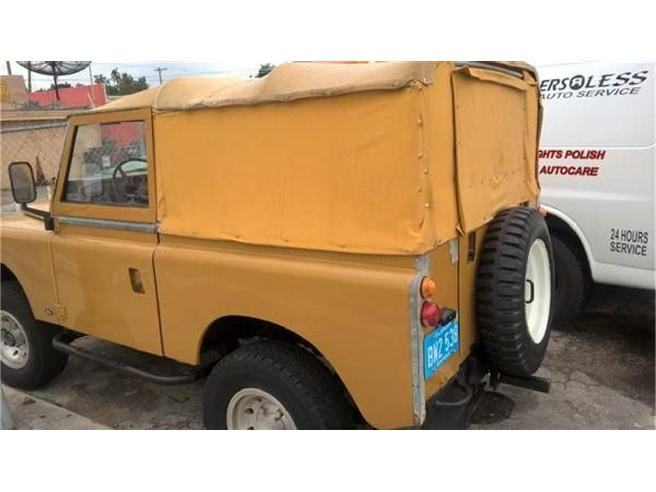 1974 Land Rover Series IIA for sale in Cadillac, MI – photo 4