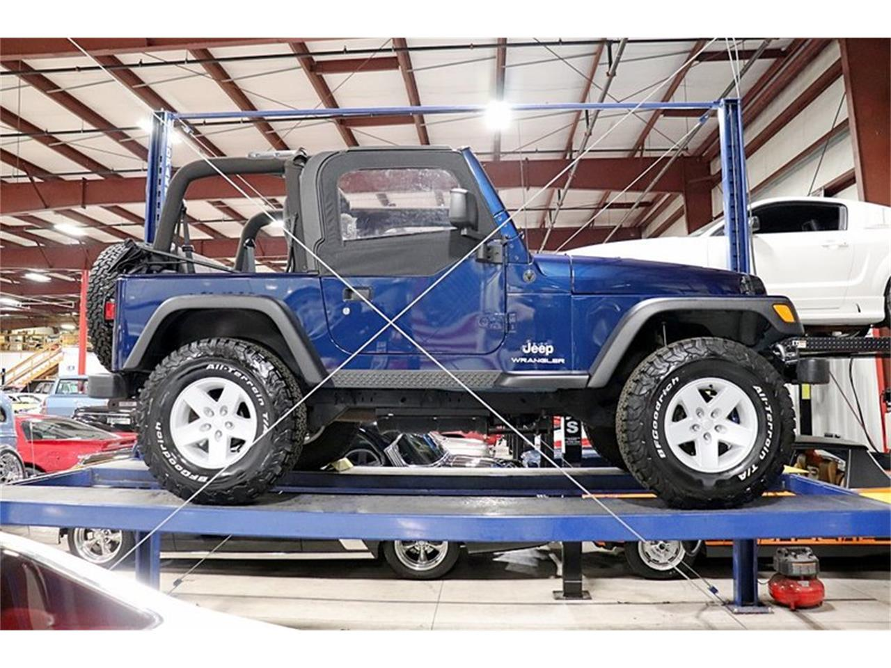 2005 Jeep Wrangler for sale in Kentwood, MI – photo 75