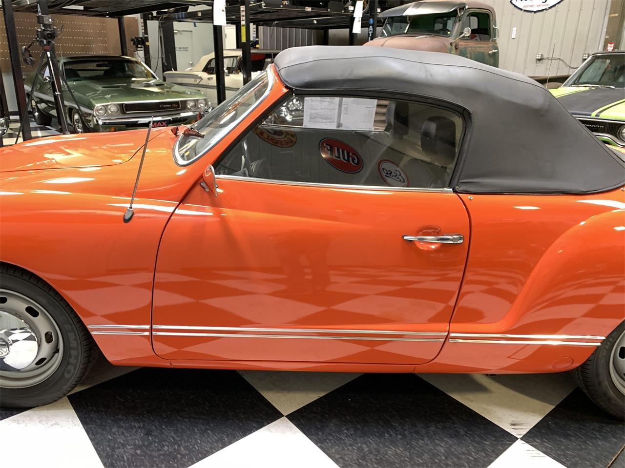 1974 Volkswagen Karmann Ghia for sale in Pittsburgh, PA – photo 7