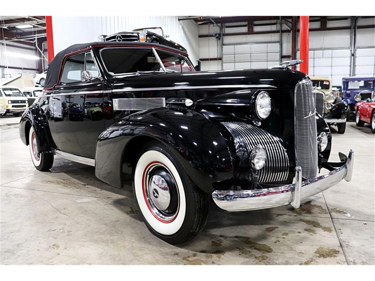 1939 LaSalle Coupe for sale in Kentwood, MI – photo 76