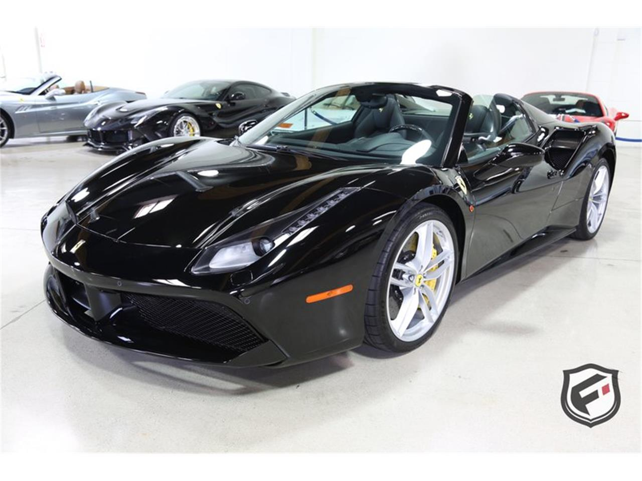 2017 Ferrari 488 for sale in Chatsworth, CA – photo 13