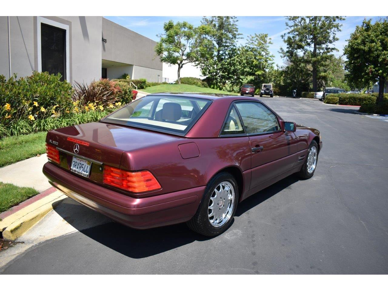 1996 Mercedes-Benz 500SL for sale in Costa Mesa, CA – photo 3