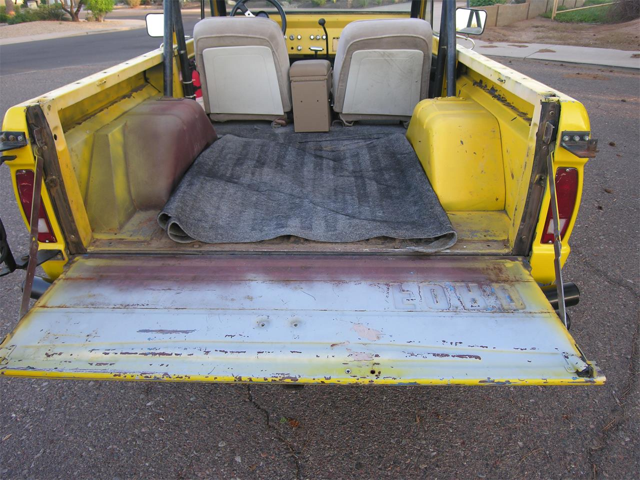 1971 Ford Bronco for sale in Scottsdale, AZ – photo 23