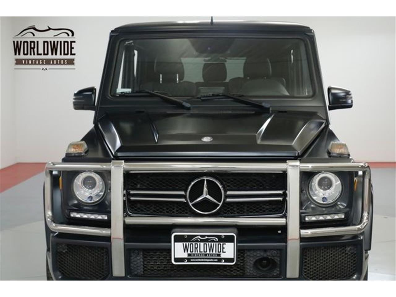 2014 Mercedes-Benz G63 for sale in Denver , CO – photo 28