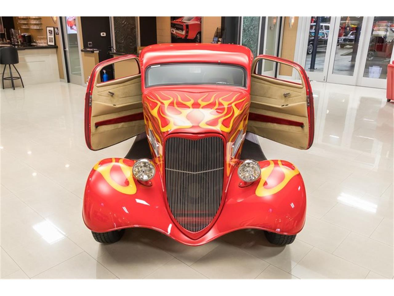 1933 Ford 3-Window Coupe for sale in Plymouth, MI – photo 46