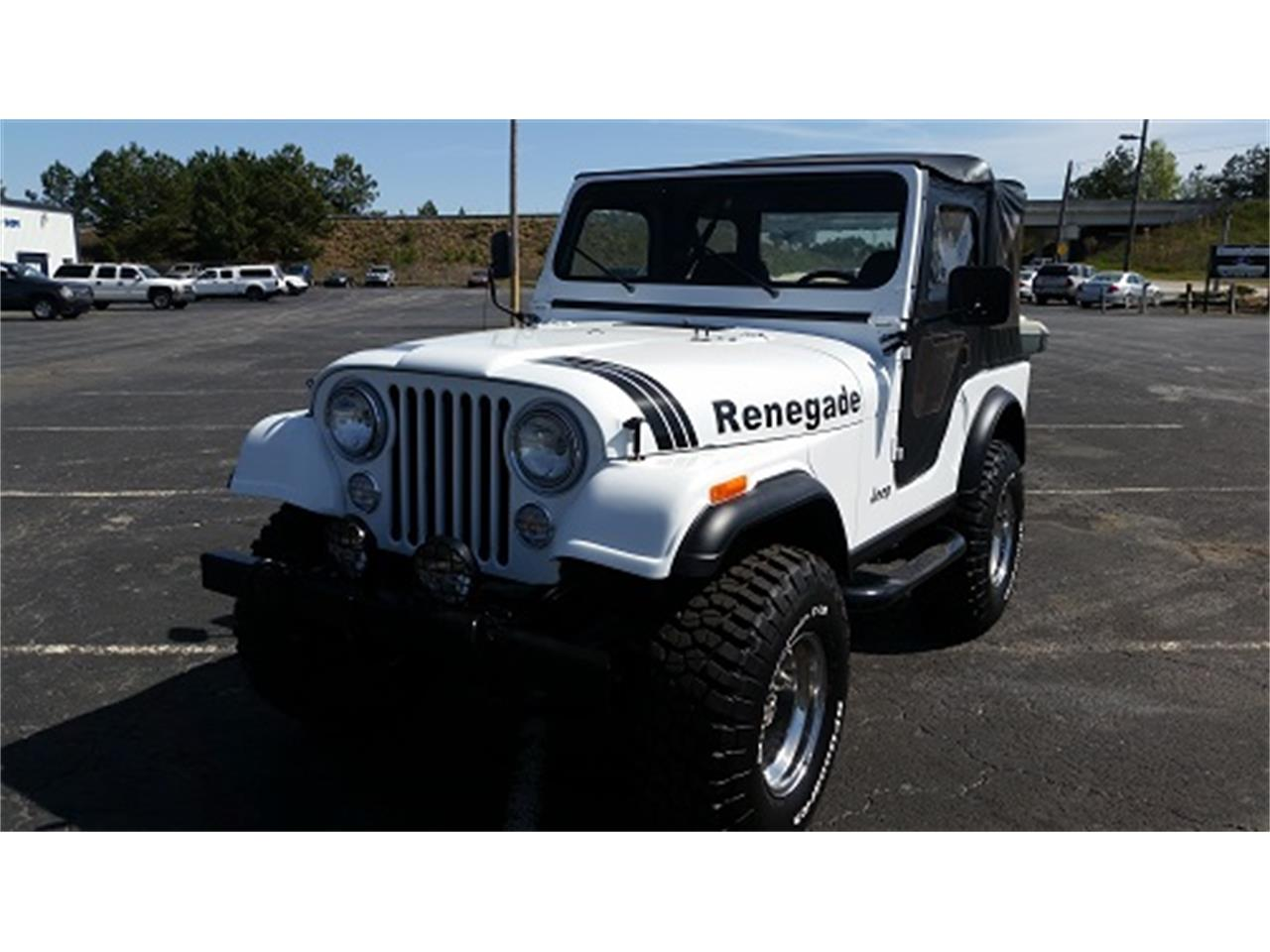 1980 Jeep CJ5 for sale in Simpsonsville, SC – photo 2