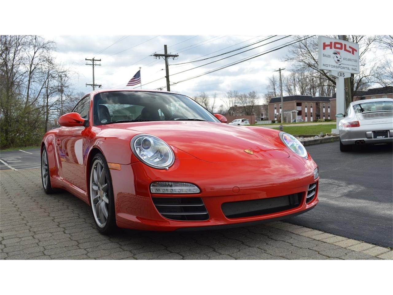 2011 Porsche 911 Carrera 4S for sale in West Chester, PA – photo 6
