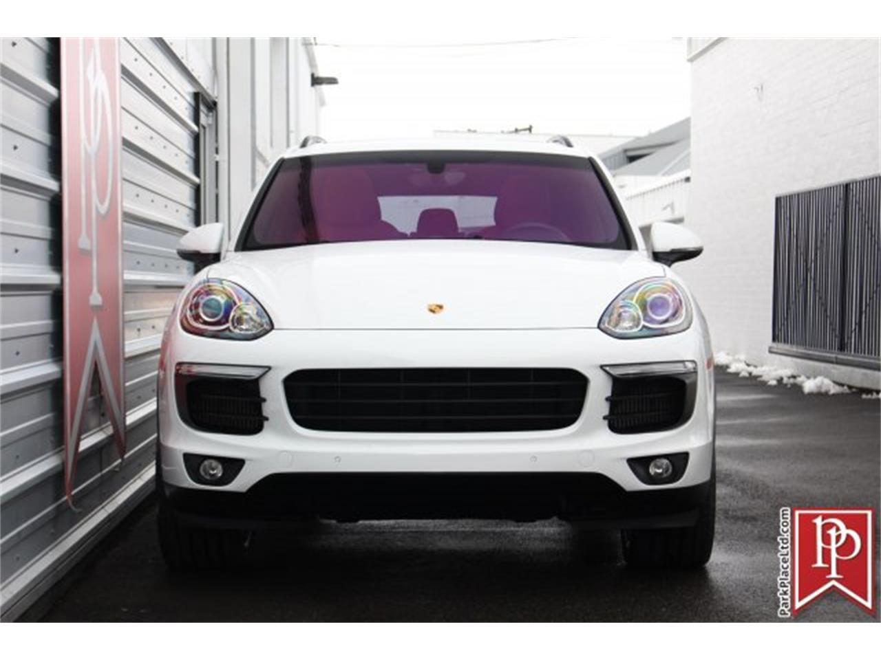 2015 Porsche Cayenne for sale in Bellevue, WA – photo 3