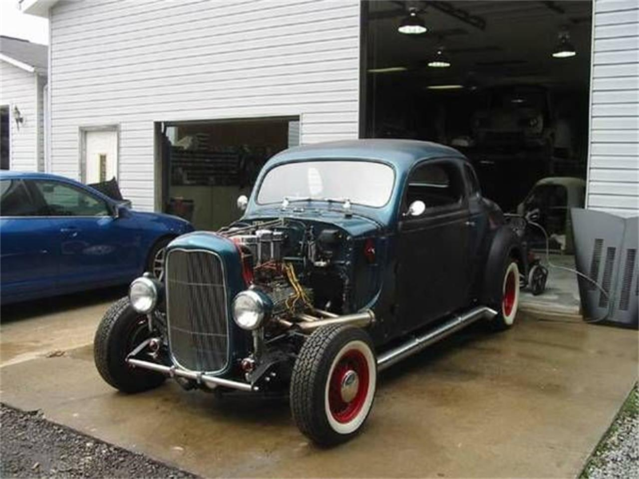 1937 DeSoto 2-Dr Coupe for sale in Cadillac, MI – photo 2